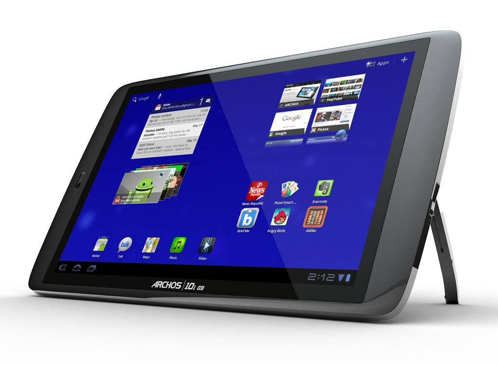 Küchenplaner Tablet Android Archos G9 Android Tablet Series | Gadgetsin
