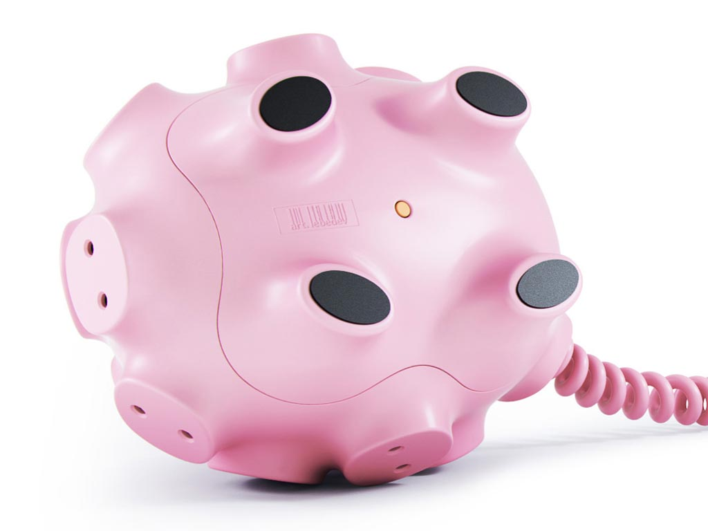 Piggy Bank Idea Piggy Bank Styled Power Strip Gadgetsin
