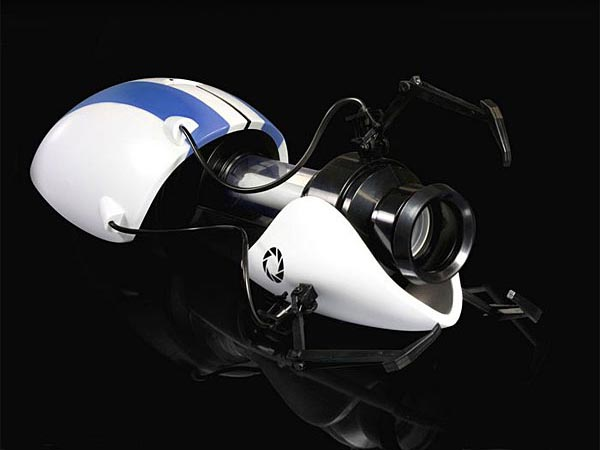 Smart Lights Portal 2 Atlas Portal Gun Replica | Gadgetsin