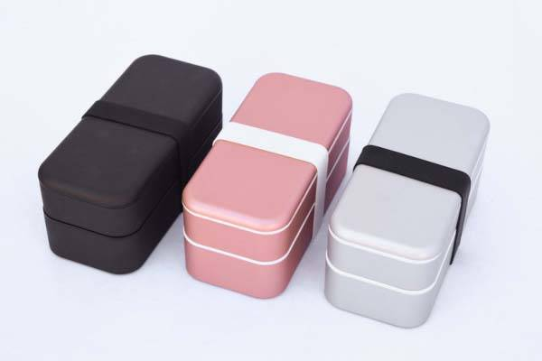 The Bento Stack Storage Box Is Designed For Apple Gadgets
