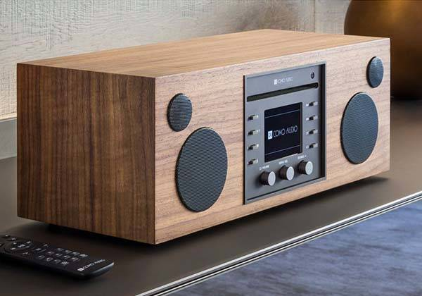 Interior Decoration Como Audio Musica Wireless Music System With Internet
