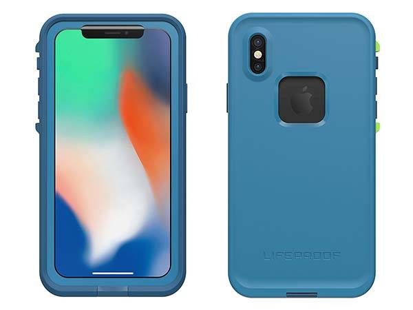 Lifeproof Fre Iphone X Waterproof Case Gadgetsin