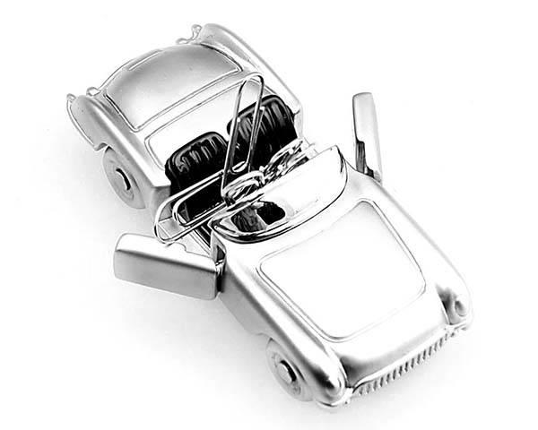 Mini Roadster Magnetic Paperclip Holder Gadgetsin