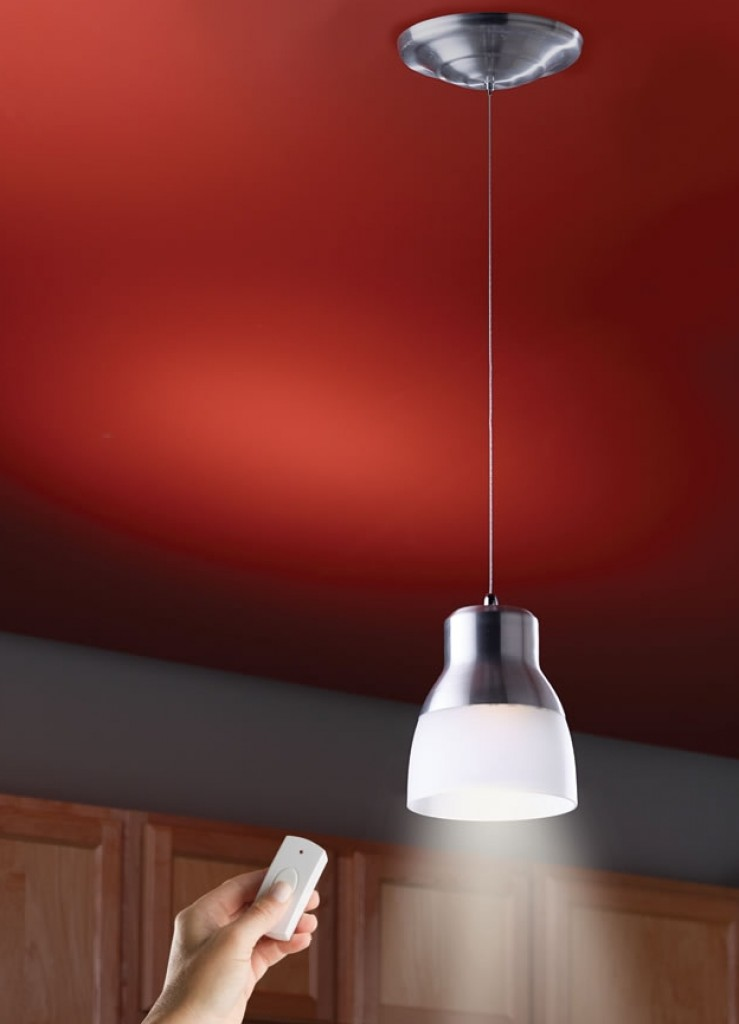 Installing Pendant Lights Kitchen Island The Battery Powered Led Pendant Light – Gadgets Matrix