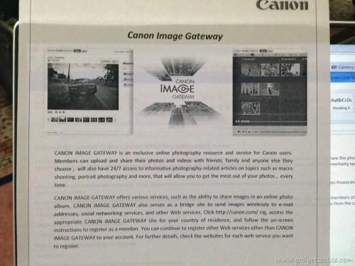 Medium Of Canon Image Gateway