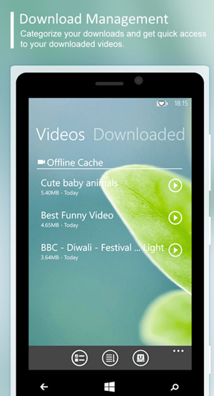 how to resume video download in uc browser 2018