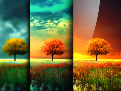 Why You Should Not Set Live and Colored Wallpapers on your Smartphone