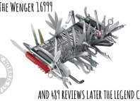 The Wenger 16999 swiss army knife customer review post