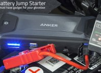 The Anker Battery Jump Starter - A must have gadget for your car