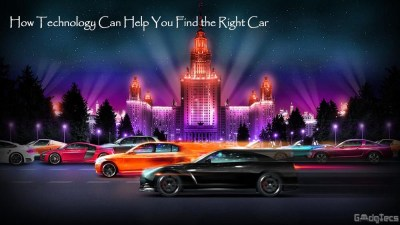 How Technology Can Help You Find the Right Car