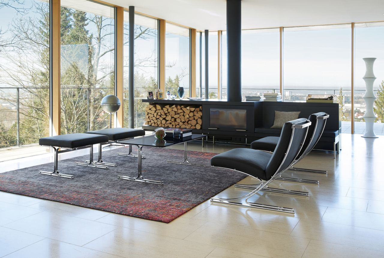 Sessel Knoll Walter Knoll Road Show Gärtner Internationale Möbel