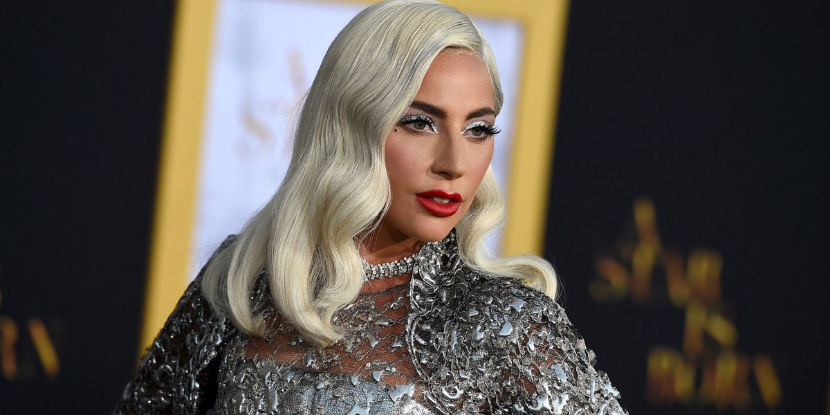 Lady Gaga Wears Givenchy To Los Angeles Premiere Of 39a