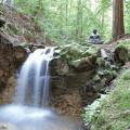 Stillheart waterfall