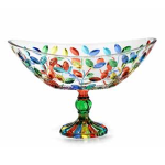 Tree-of-Life-Oval-Bowl-on-Pedestal-340mm-SC29