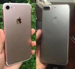 【噂】iPhone7Plusの実機画像がリーク!カラーバリエーションも最大6色展開?