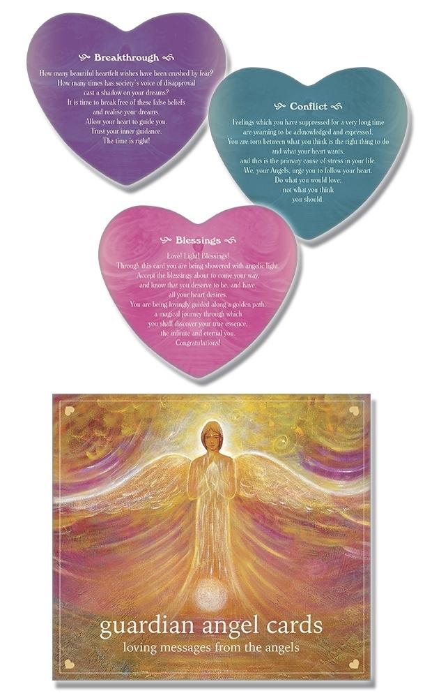 Llewellyn Worldwide - Guardian Angel Cards Product Summary