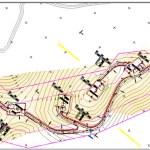 Μελέτη Οδοποιίας και πλατειών Α/Γ σε Αιολικό Πάρκο στη Ρόδο