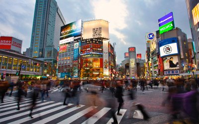 A Storied Life In Japan