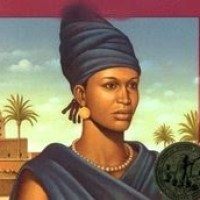 NDATE YALLA MBOGE..THE LAST LINGUERE (QUEEN/EMPRESS) OF THE KINGDOM OF WAALO