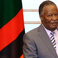 Zambia's president Michael Sata dies in London; White VP Scot takes Over as Acting President
