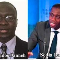 Charges against Amadou Scattred Janneh, Sedia Bayo dropped
