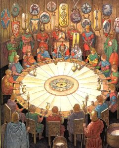Knights at the Round Table 241x300 Galactic Round Table