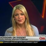 Amber Lyon's Peace, Love, and Pepper Spray