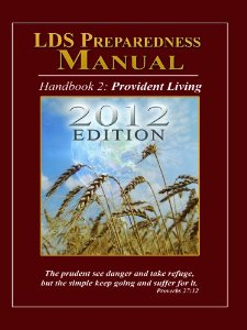 LDS Preparedness Manual 2012 Edition Download LDS Preparedness Manual for Free