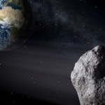 RADAR DATA SHOWS ASTEROID HAS COMPANY