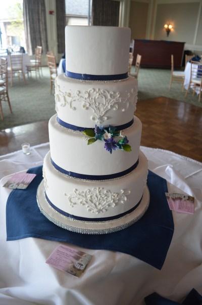Navy Blue Wedding Decor Ideas | Gala Parties INC