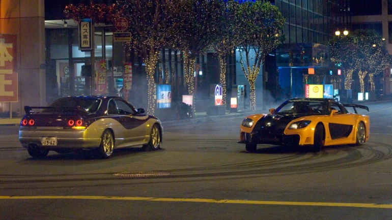Car Parking Wallpaper The Fast And The Furious Tokyo Drift Caamfest 2016