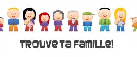 Trouve ta famille, le jeu