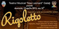 FEATURED Rigoletto - TMNL Galati