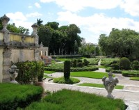 Gardens of Vizcaya Mansion, Miami, Florida - Travel Photos ...