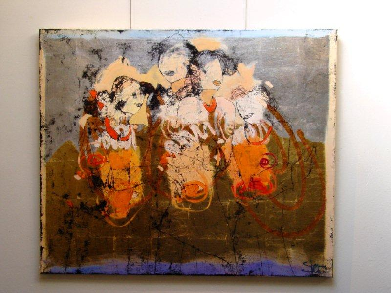 Brons Glas Sjer Jacobs | Galerie T