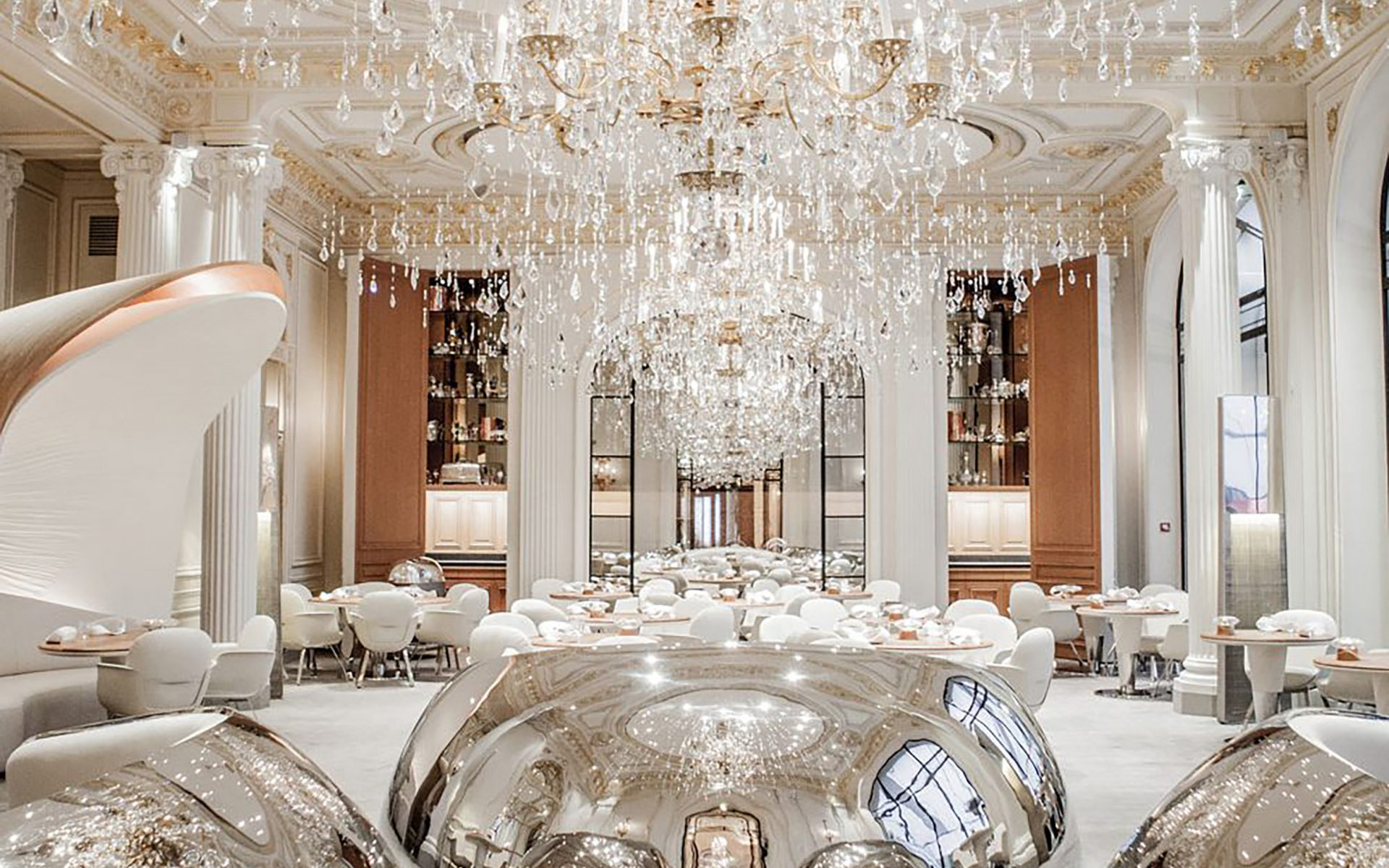 Restaurant Design Paris 9 Of The Most Beautiful Restaurants In Paris Galerie