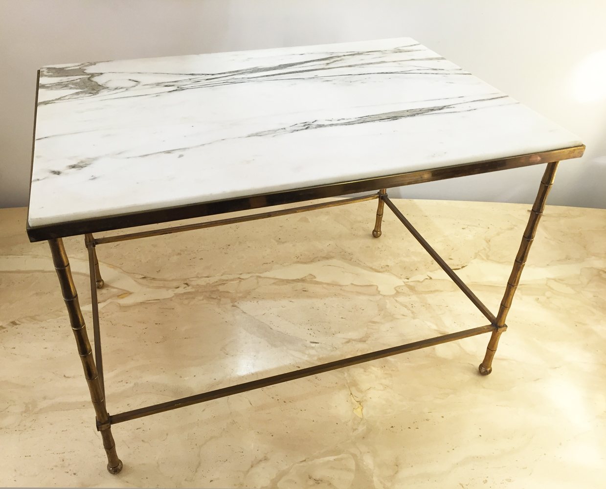 Table Marbre Ampm Top Table Basse Ovale Eero Saarinen Diteur Knoll For Table