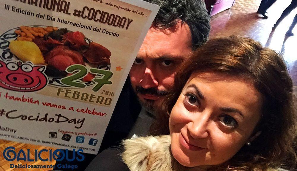 #CocidoDay 2016 en el Centro Galego de Barcelona
