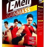 Cara Menggemukan Badan dengan L-Men Gain Mass