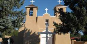 Mission del San Francisco, Taos NM