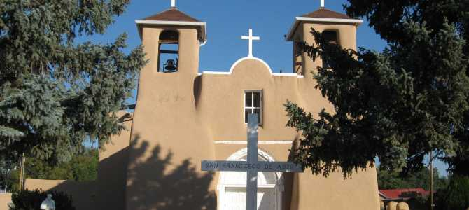 Exploring Northern New Mexico—Albuquerque, Santa Fe, Taos