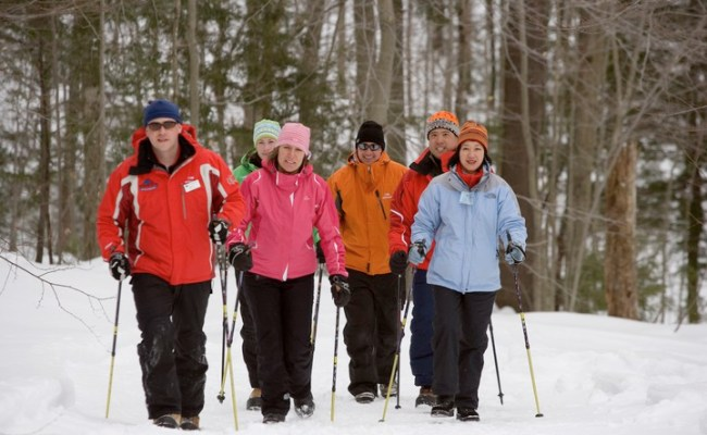 Embracing Winter at Vermont's Smugglers' Notch