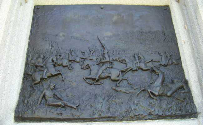 Cavalry Battle At Gettysburg: When Giants Met