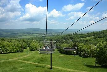 West Virginia's Canaan Valley State Park Resort Features Fun Summer Activities.