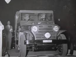 """Fiat AR 51 """"Campagnola"""" dell'Esercito Italiano, n° di  gara 2M"""