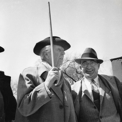 William H. Short, Frank Lloyd Wright e George Cohen