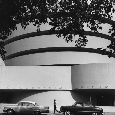 William H. Short, Solomon Guggenheim Museum, 1956
