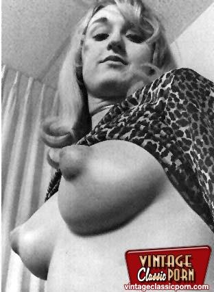 vintage nude fun