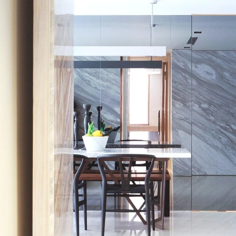 Дизайнерские апартаменты Chang Residence от архитектурной студии ATELIERII