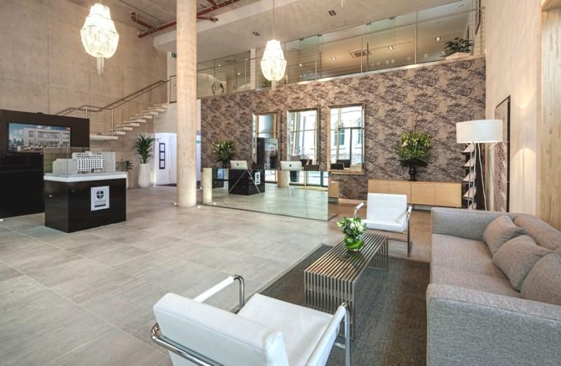 Роскошный дизайн интерьера апартаментов в Лондоне